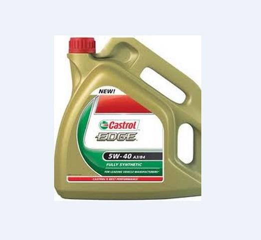 CASTROL OLEJ CASTROL 5W40 EDGE 5L 301005