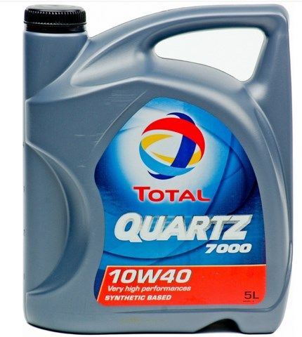 TOTAL Total Quartz 7000 10W40 5l. 201525