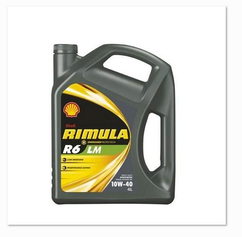 SHELL Shell Rimula R6 LM 10W40 4l. 250004