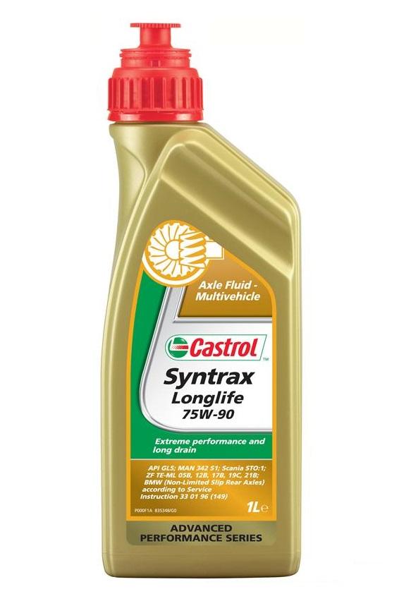 CASTROL CASTROL Syntrax Longlife 75W90 1L 154F09