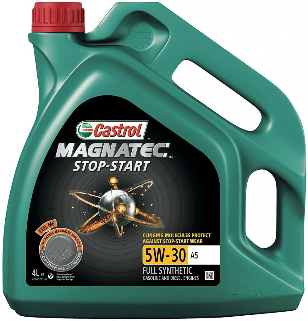 CASTROL OLEJ CASTROL 5W30 MAGNATEC STOP-START A5 4L 159B9A