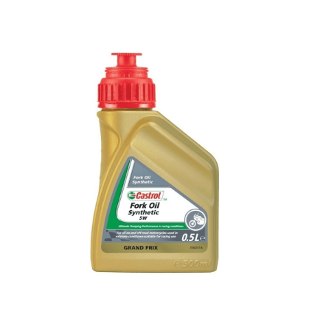 CASTROL CASTROL 5W Synthetic Fork Oil 0,5L 181900050