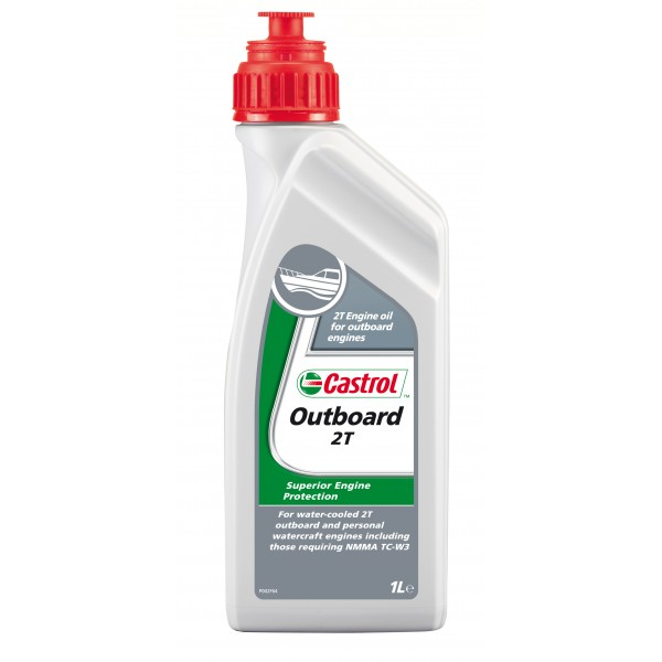 CASTROL CASTROL 2T Outboard 1L 191600060