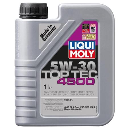 LIQUI MOLY Motorový olej 2317