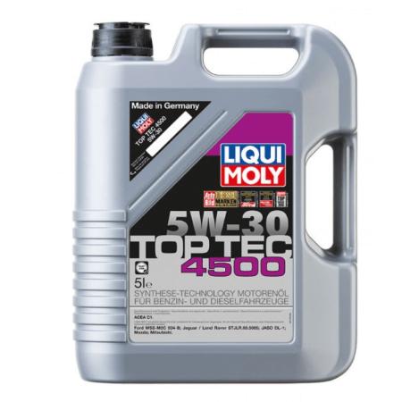 LIQUI MOLY Motorový olej 2318