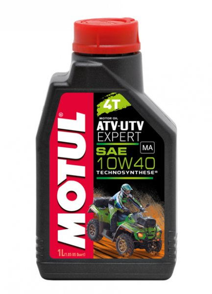 MOTUL OLEJ MOTUL 10W40 4T ATV UTV EXPERT 1L 105938