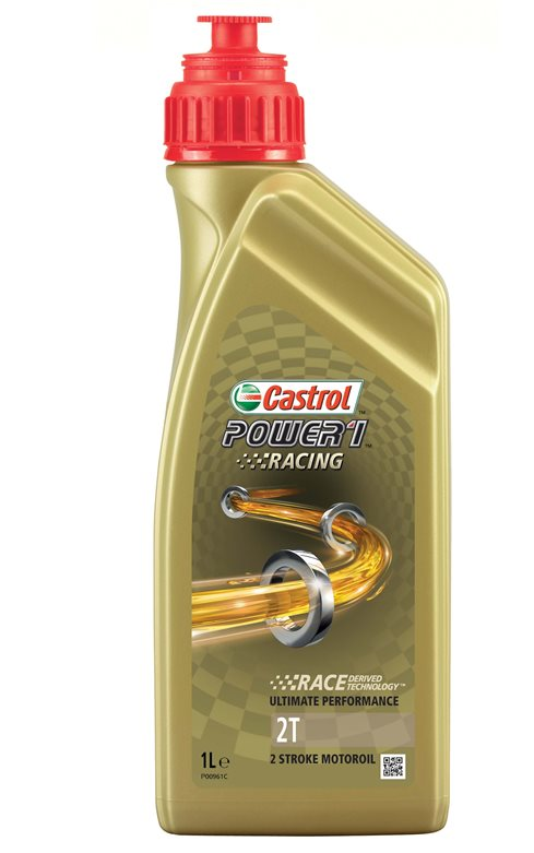 CASTROL OLEJ CASTROL 2T Power 1 L Racing 14E940