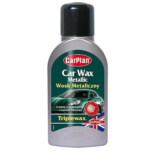 CARPLAN CarPlan Car Wax Metallic 375ml PWM375