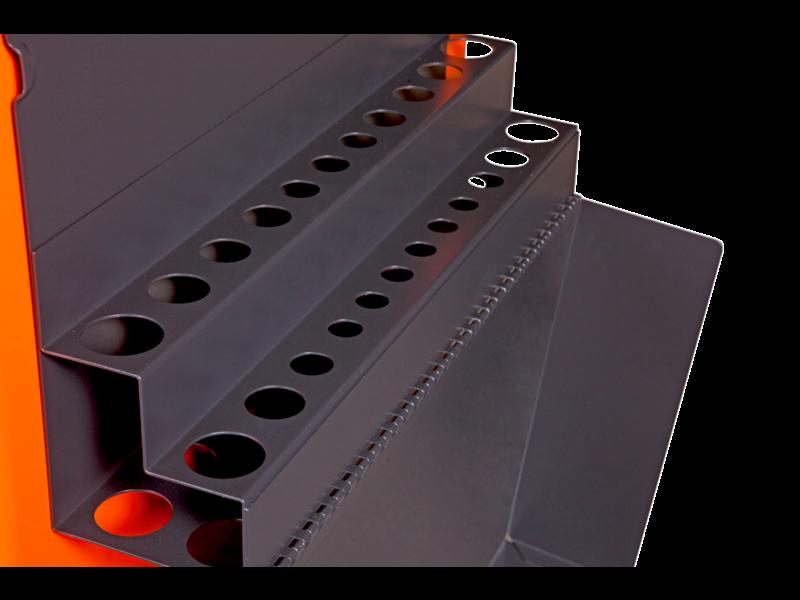 BAHCO Držiak rôzneho náradia s 23 dierami k vozíkom série 1475K 1470K-AC2