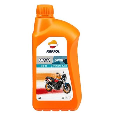REPSOL REPSOL 4T 15W50 MOTO SPORT 1L RP180M51