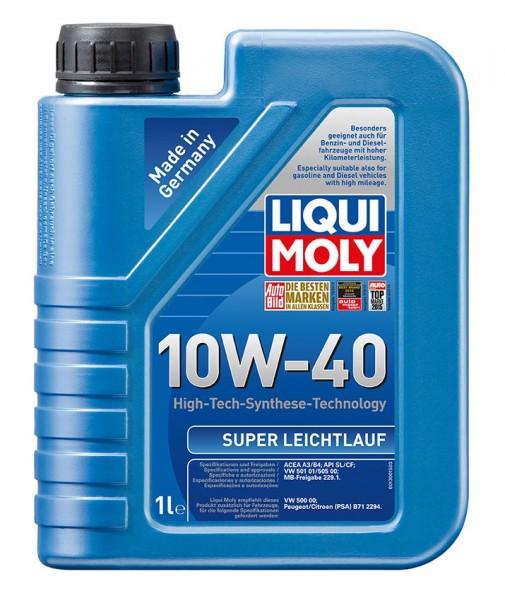 LIQUI MOLY OLEJ LM 10W40 1L LM9503