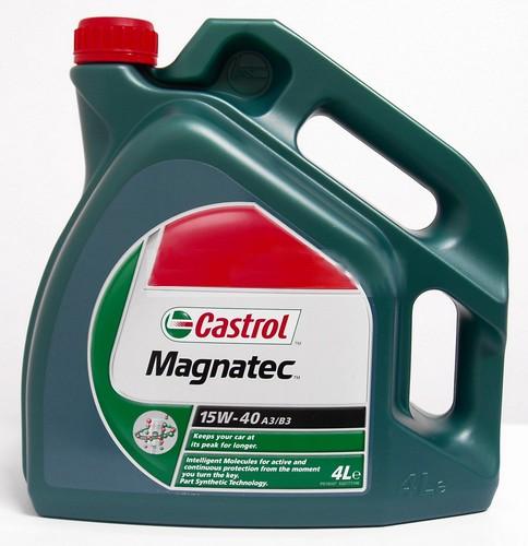 CASTROL OLEJ CASTROL 15W40 MAGNATEC 4L 192370257
