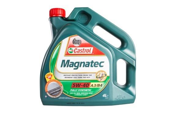 CASTROL OLEJ CASTROL 5W40 MAGNATEC A3/B4 4L 194060257