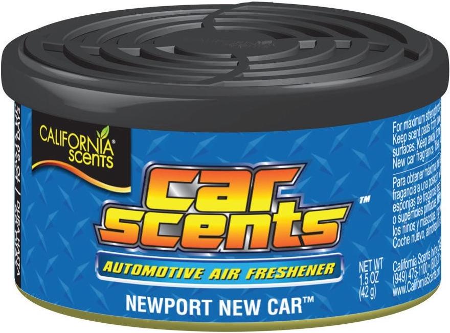 ACI California Scents - osviežovač vzduchu do auta (Nové auto) CS1222